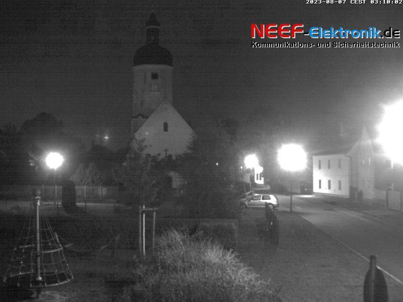 Webcam-Leipzig: aktuelles Wetterbild einer Mobotix M12 aus Leipzig-Rehbach